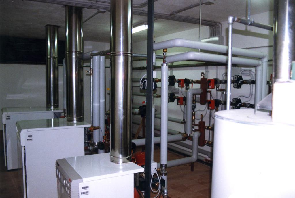 centrali termiche