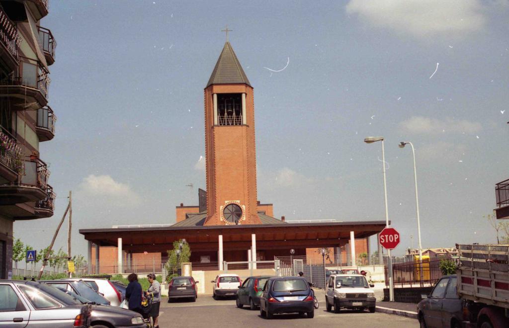 Chiesa S.Maria a Setteville Guidonia