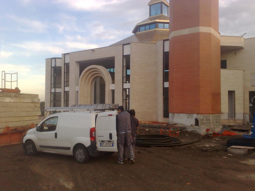Chiesa S.Massimiliano Kolbe